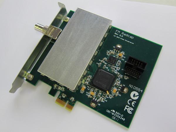 FM Radcap PCIe