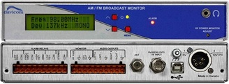 Davicom AM/FM Broadcast Monitor