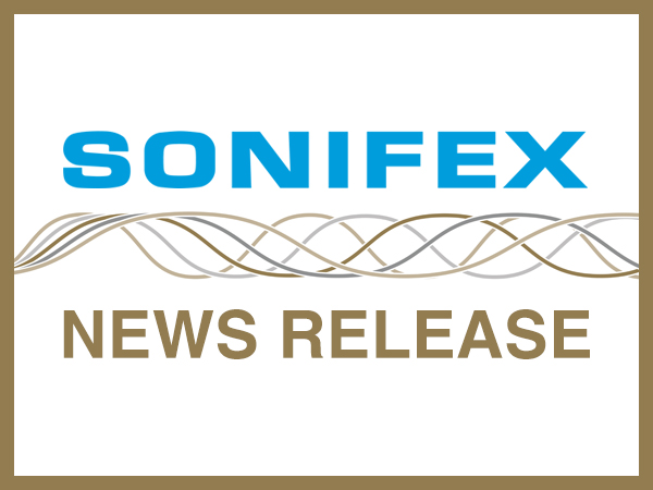 Sonifex News release