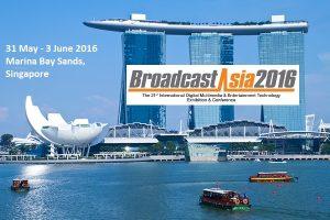 Broadcast Asia 2016 image
