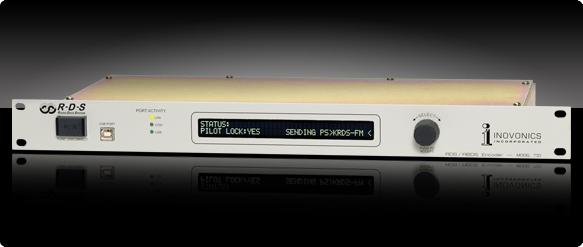 DISCONTINUED Inovonics 730 Advanced Dynamic RDS Encoder