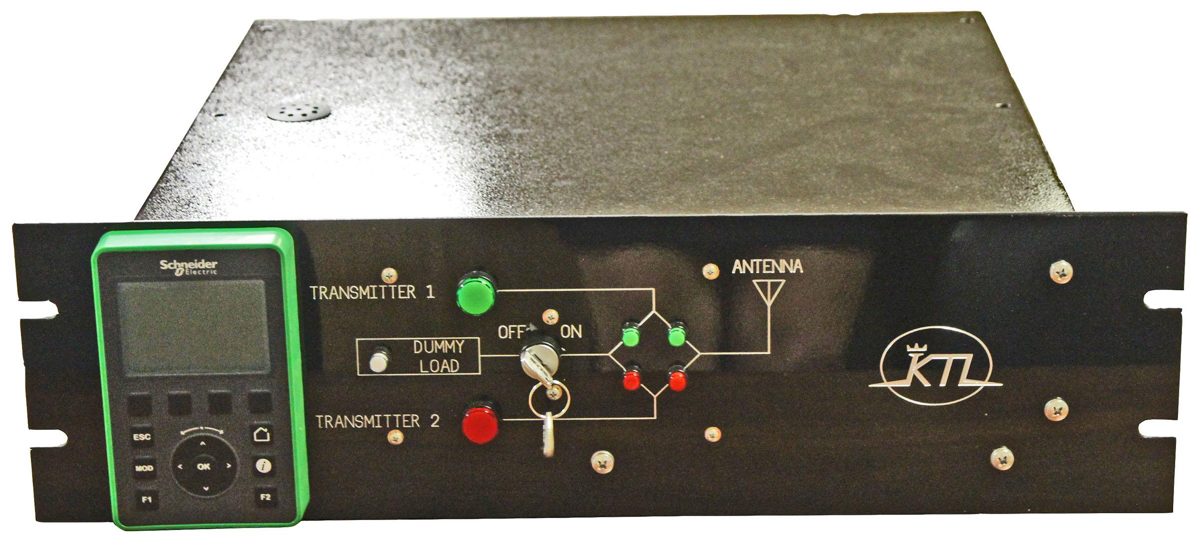 Kintronic Am Fm Tv Main Standby Transmitter Controller Sonifex Pty Ltd Sw Active Antenna Circuit